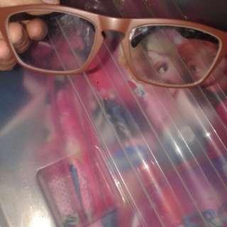 Matte Eyeglass