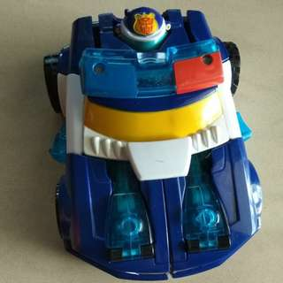 Playskool transformers (one touch to transform)
