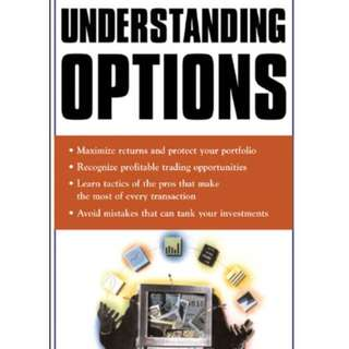 Book: Understanding Options, by Michael Sincere