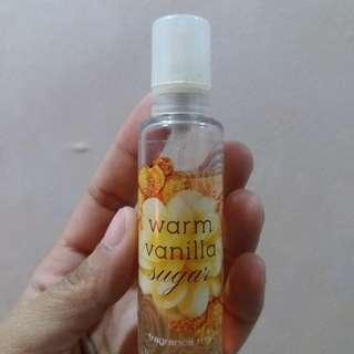 Warm Vannila Sugar Perfume