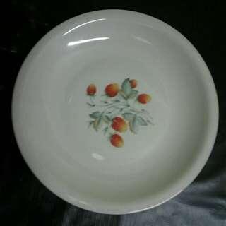 Vintage Bread Plate
