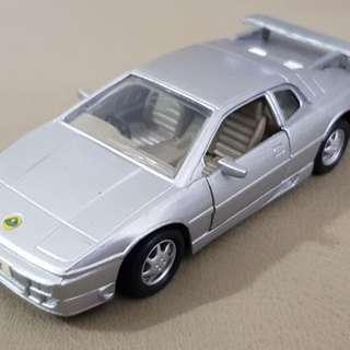 Vintage diecast car - lotus esprit