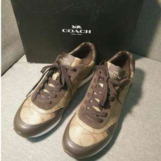 Coach Shoes Size 37
