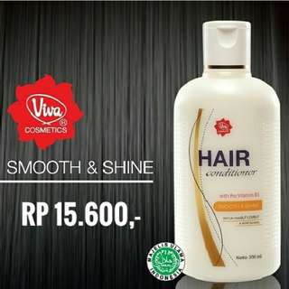 New Hair Conditioner Viva Cosmetics