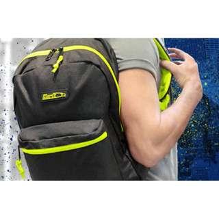 Hawk backpack black