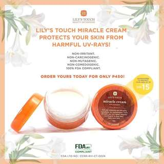 Lily's Touch Miracle Cream
