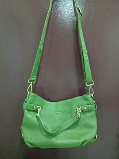 Sembonia Handbag (Lime Green)