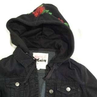 Supre rose denim jacket