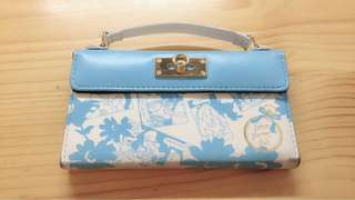 Alice 愛麗絲日本迪士尼正版6/6s手機殻背包