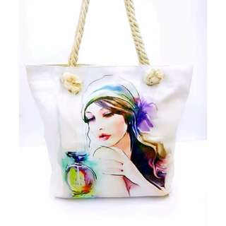 Summer Beach Tote Bag [TMM Style: GIRL]
