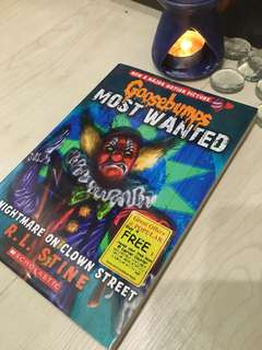 GOOSEBUMPS[MOST WANTED]#7