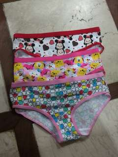 Tsum tsum panty for kids - 2 to 4 yrs old