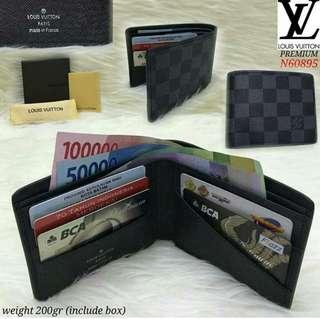 N60895 dompet LV premium