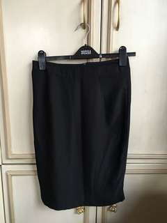 Philosophy Black pencil skirt