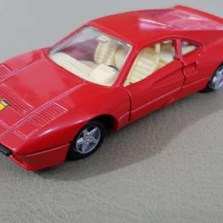 Vintage diecast car- Ferrari 288GTO
