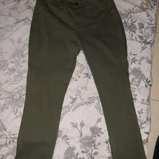 Uniqlo Jegging Pants