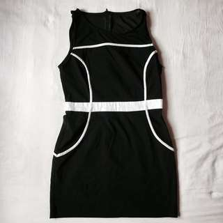 ZALORA Petite Bodycon Dress