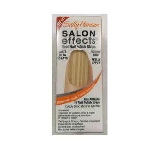 (NEW) Sally Hansen nail polish sticker
