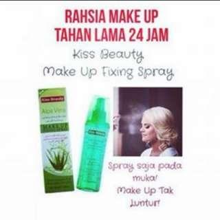 Kiss Beauty Aloe Vera Spray