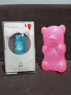 Glowing Bear Night Light