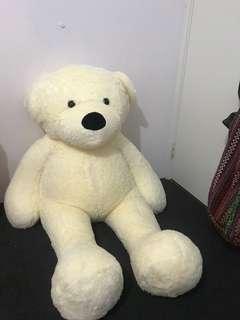 Massive stuffed bear