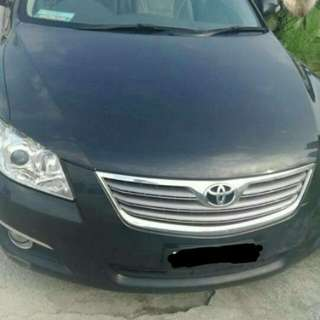 TOYOTA CAMRY 2.4(A) 2008 SIAP ROTAX