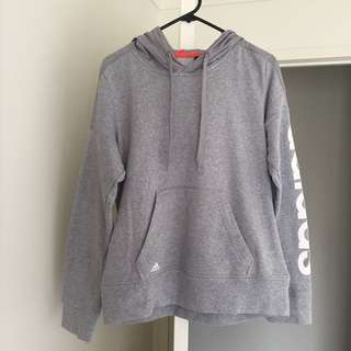 Adidas Sweatshirt Hooded Jumper