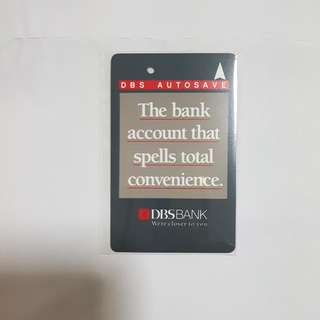 MRT Card - DBS Bank