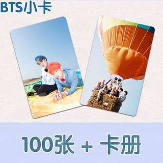 [#27 PO] BTS Young Forever Lomos / Photocards