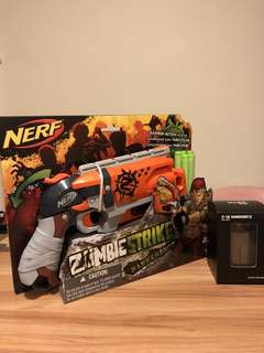Nerf hammershot and o-tac gear s1 kit BRAND NEW