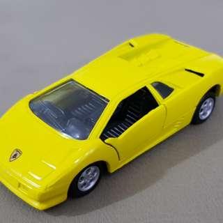 Vintage diecast car  - Lamborghini diablo