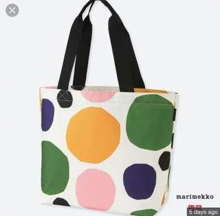 Marimekko x Uniqlo Tote Bag [BRAND NEW WITH TAGS]