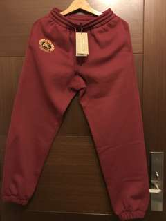 Brand new! Burberry Archive Logo Jersey Sweatpants