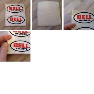 Bell Helmet sticker NOS