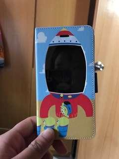日本Disney store三眼仔iphone6/7保護套