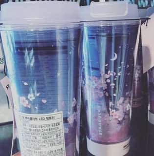 韓國Starbucks LED杯 星巴克杯