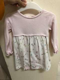 Next Dress 9-12 months
