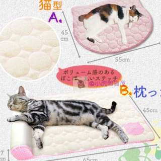 ☆預購☆日本Cattyman滲涼麻床麻墊