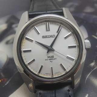 KING SEIKO 36000 HI-BEAT HAND WINDING WATCH 1971's