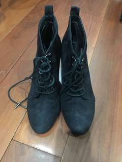 Ever New lace up boots