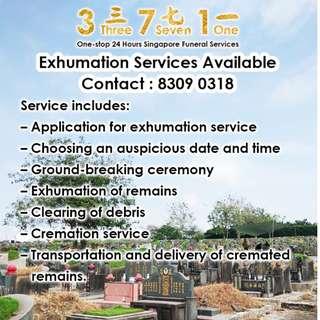 Singapore Exhumation Services