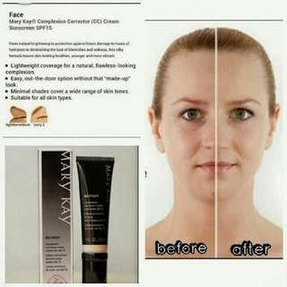 MARY KAY CC CREAM WITH SPF 15