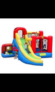 Large bouncy castle for rent