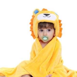 SALE! Baby hooded towel / blanket