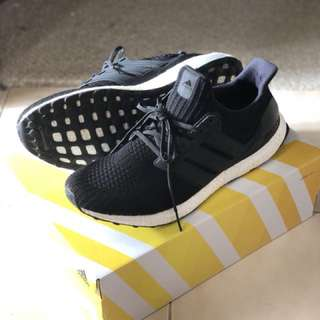 Adidas Ultraboost 4.0 Core Black US12