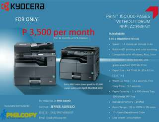 For Business or Office A3 Size Copier Printer Scanner Xerox Zerox