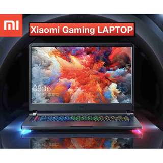 NEW Release Xiaomi MI Gaming Laptop 15.6inch notebook Pre-order