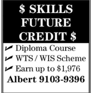 Skills Future Credit