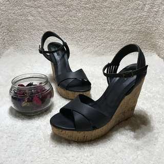Authentic Forever 21 Wedge Heels