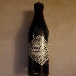 可口可樂75週年 紀念瓶